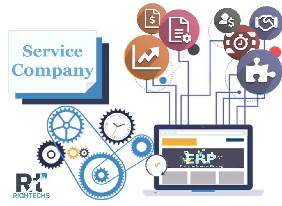 ERP For Servies Companies